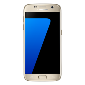 Samsung Galaxy S7, gold, …